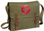 8141 Olive Drab NATO Canvas Medic Bag