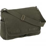 Heavyweight Classic Messenger Bag - Olive Drab