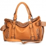 MyLux Handbag 120885 tan