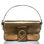 Noble Mount Bewitched Baguette Handbag - Solid Brass