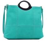 K61102L MyLux® Fashion Women/Girl Shoulder tote Bag Light Green