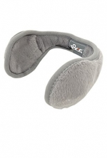 180s Women's Ear Warmers Lush Fleece (Frost Gray)