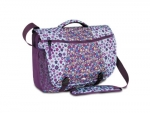High Sierra 1825-Cubic Inches Tank Messenger Bag (Bouquet Wildflowers)