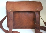 HandMadeCart Men's Auth Real Leather Messenger Laptop Briefcase Satchel Mens Bag