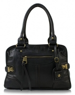 Scarleton Large Satchel H106801 - Black