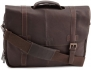 Kenneth Cole Reaction Columbian Leather Portfolio, Briefcase in Brown