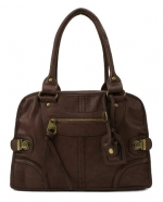 Scarleton Large Satchel H106821 - Coffee